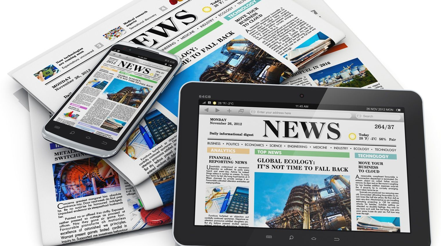4 Factors to Remember Before Scraping News Websites