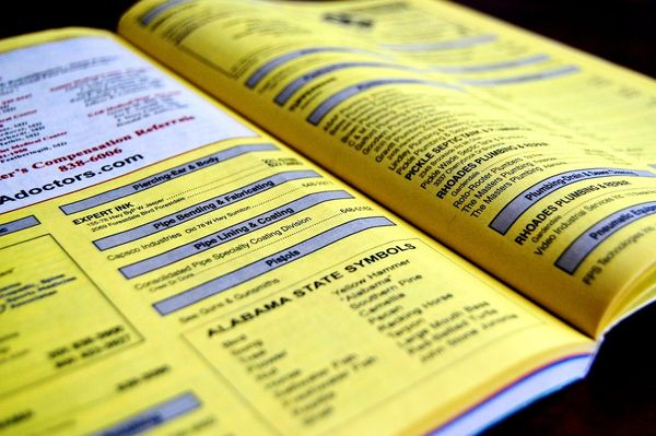 Scraping Yellow Pages for An Up-to-Date Database