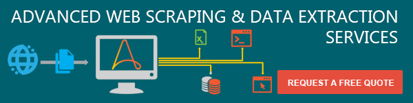 advanced web scraping and data extraction services