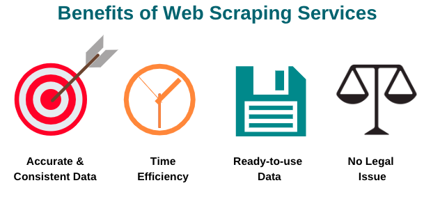 Benefits of web scraping services